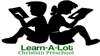 Learn-A-Lot Christian Preschool Logo